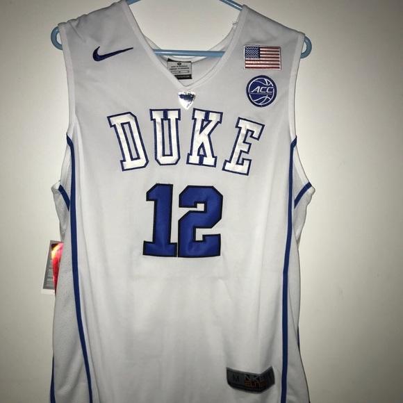 Authentic NCAA Duke Zion Williamson Jersey 7c59115e7